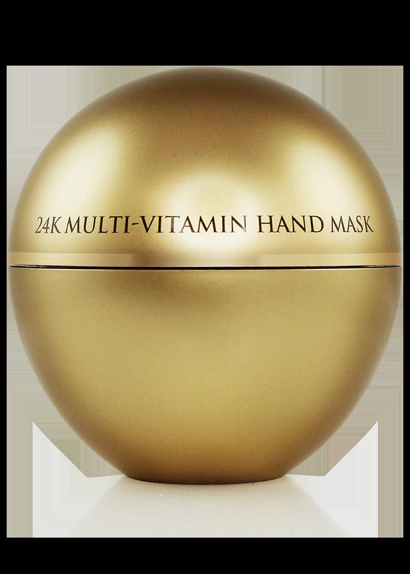 24K Multi-Vitamin Hand Mask details