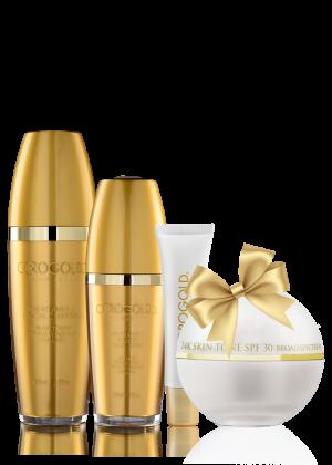 Golden-gift-set