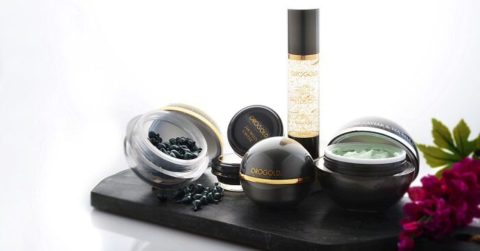 OROGOLD Exclusive 24K Caviar Collection