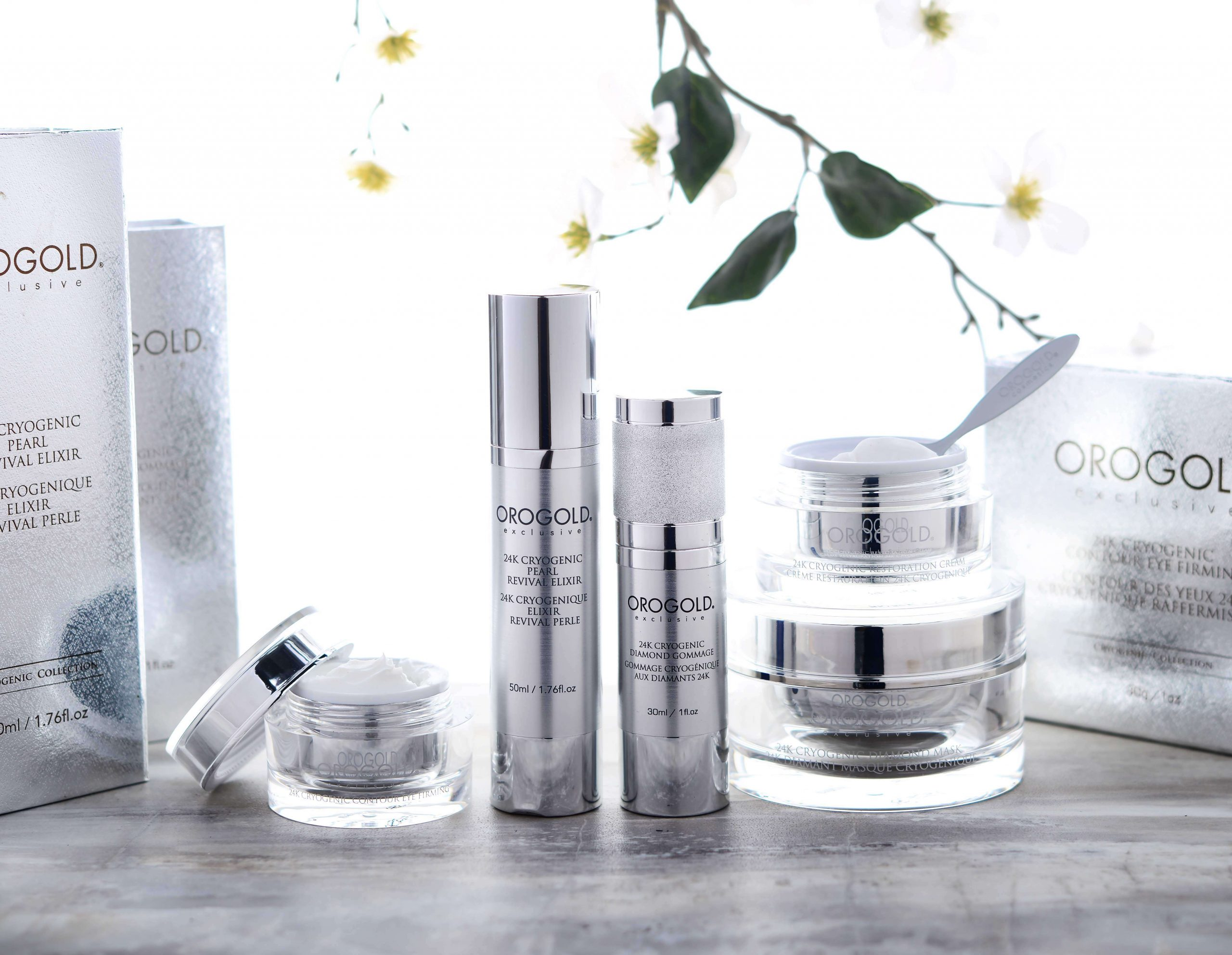 OROGOLD Exclusive Cryogenic Collection