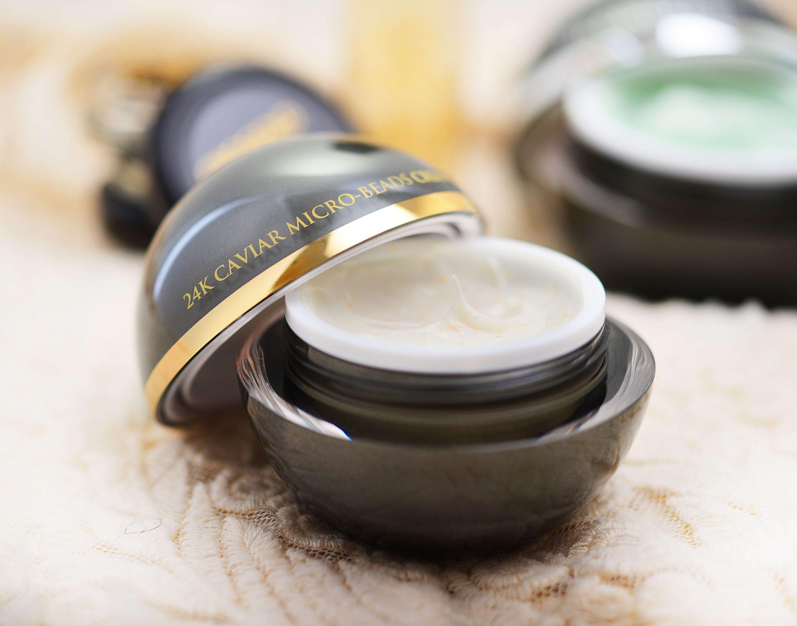 24K Caviar Micro Beads Cream