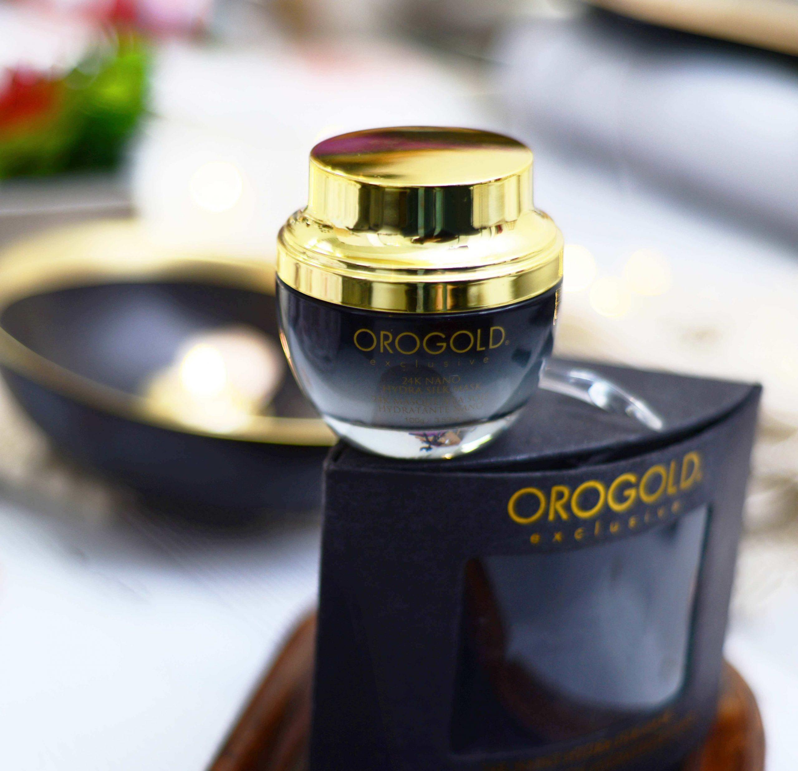 OROGOLD Nano Mask