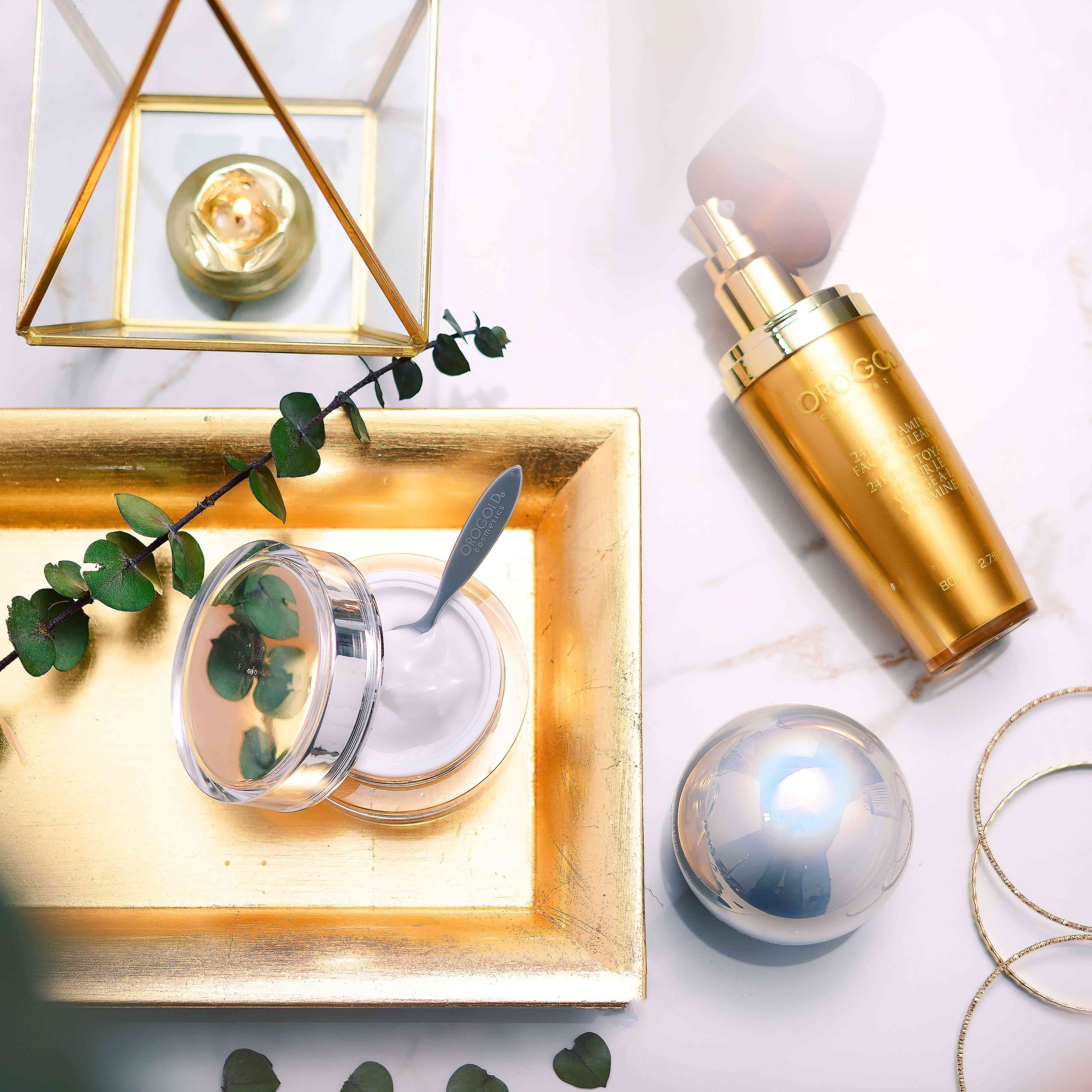 The Best Gold-Infused Skin Care Products for Every Skin Type